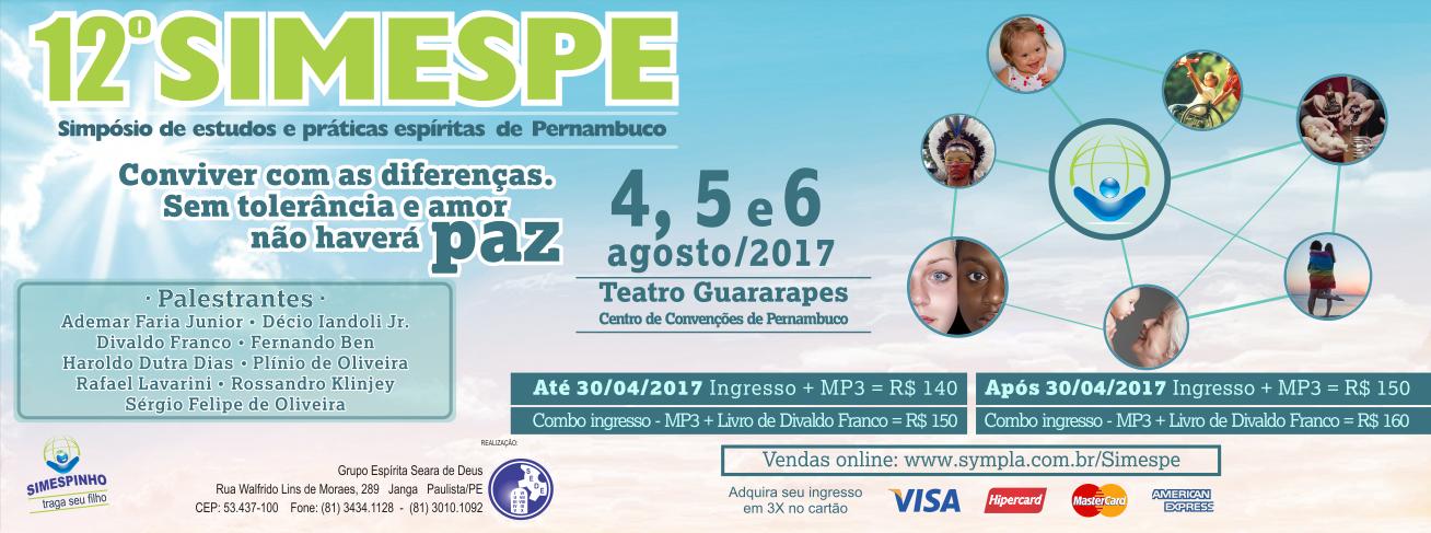 Resultado de imagem para SIMESPE 2017